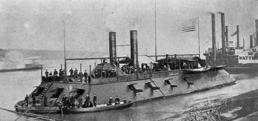 USS Cairo - 1862