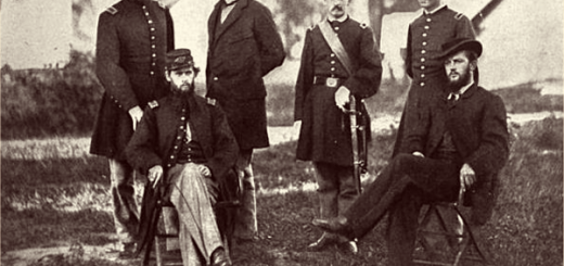 Officers of the 4th New Jersey Infantry (1861)