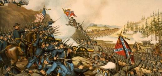 Battle at Franklin (1864)