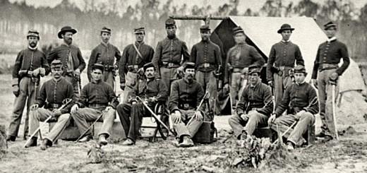 Petersburg Va. detachment of 3d Indiana calvary