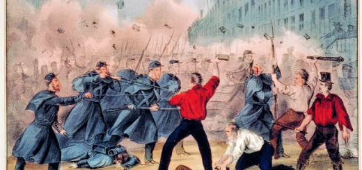 6th Massachusetts (Baltimore Riot) 1861
