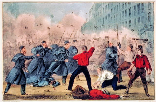 The BALTIMORE RIOT of April 19th, 1861 | Iron Brigader
