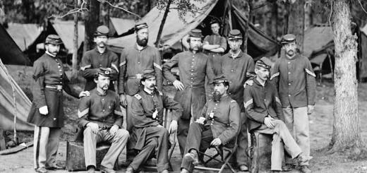 93rd NY Infantry Company D
