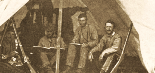 Officers of the 9th Mississippi Infantry