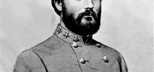 Confederate General G.W. Custis Lee