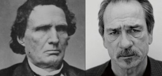 Thaddeus Stevens will be portrayed by Tommy Lee Jones