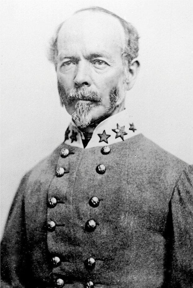 Joseph E. Johnston Quick Facts | Iron Brigader