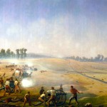 Artillery Hell by Capt. James Hope