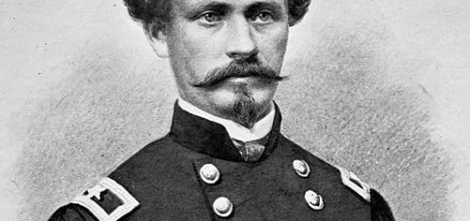 Gen. Alvin P. Hovey USA