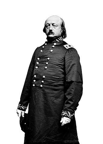 Major General Benjamin Butler