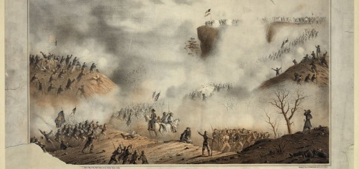 Storming and Capture of Lookout Mountain