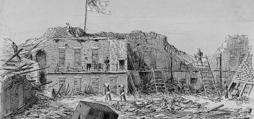 Fort Sumter December 9 1863