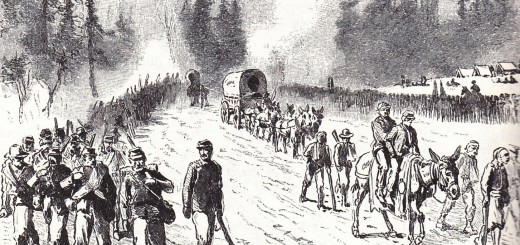 Out of the Wilderness May 8 1864