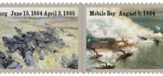 2014 Civil War Commemorative Stamps