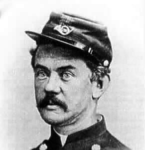 Frederick Benteen 1834-1895