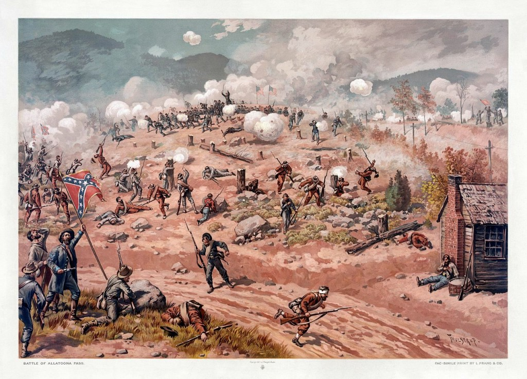 Battle of Allatoona Pass
