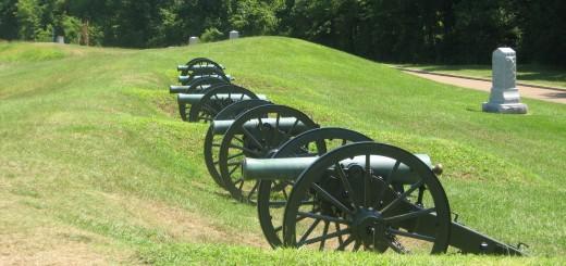Battery De Golyer Vicksburg NMP