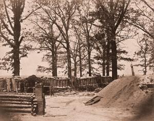 Fort Steadman Interior