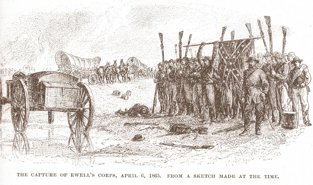 Capture of Ewell's Corps