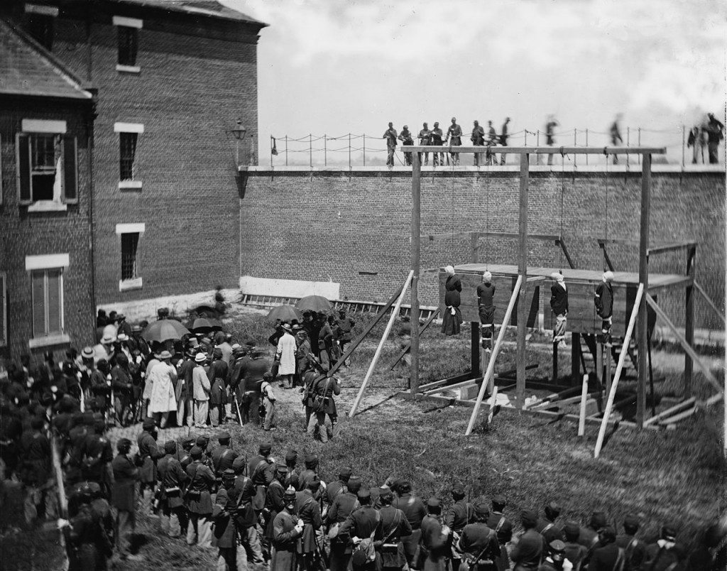 Lincoln Conspirators Executed
