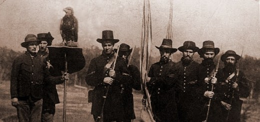 Old Abe with 8th Wis Thumbnail