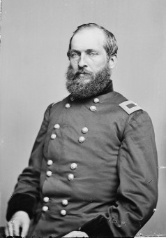 General James Garfield