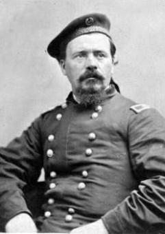 Gen. John McArthur