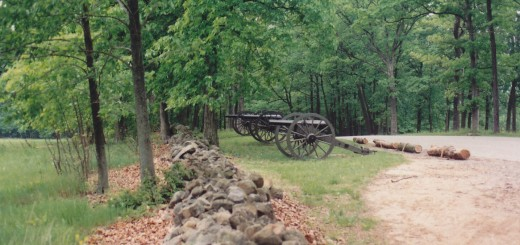 Seminary Ridge Gettysburg National Military Park