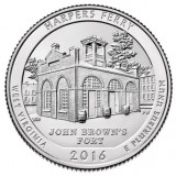 Harpers Ferry Quarter