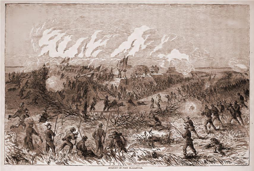 Assault on Fort McAllister