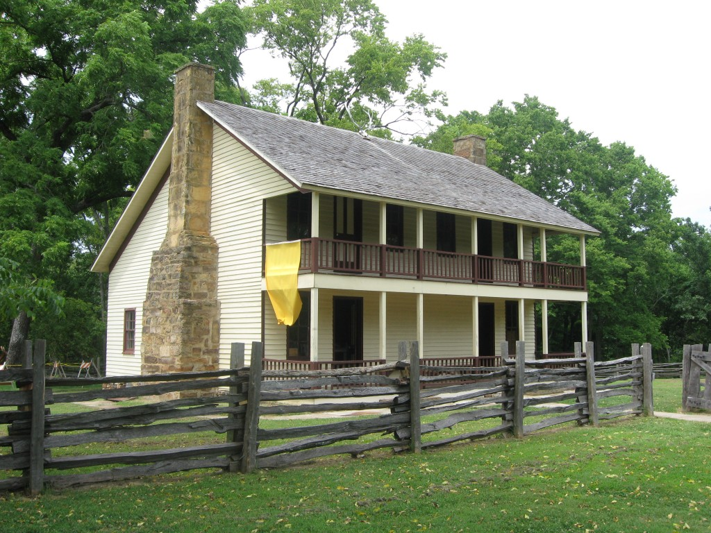 Elkhorn Tavern, Pea Ridge NMP Arkansas