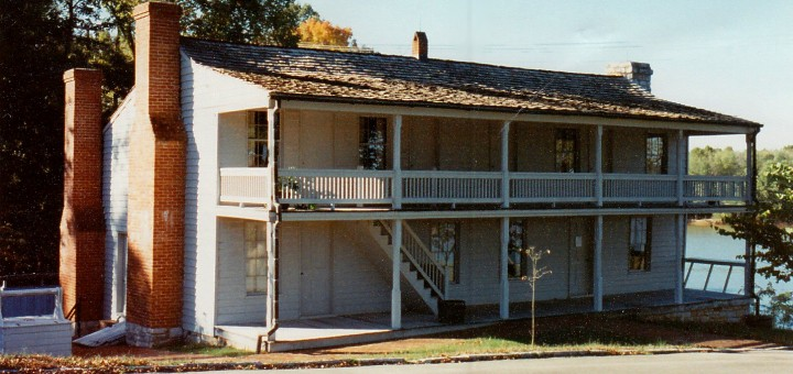 Dover Hotel, Fort Donelson National Battlefield