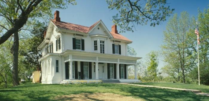 Frederick Douglass Home, Frederick Douglass National Historic Site