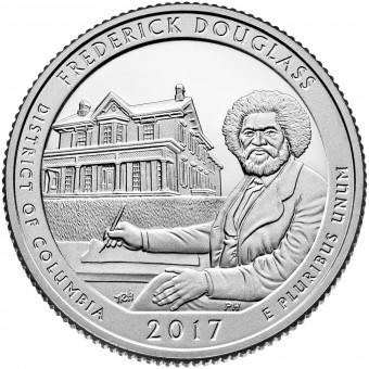 Frederick Douglass Quarter