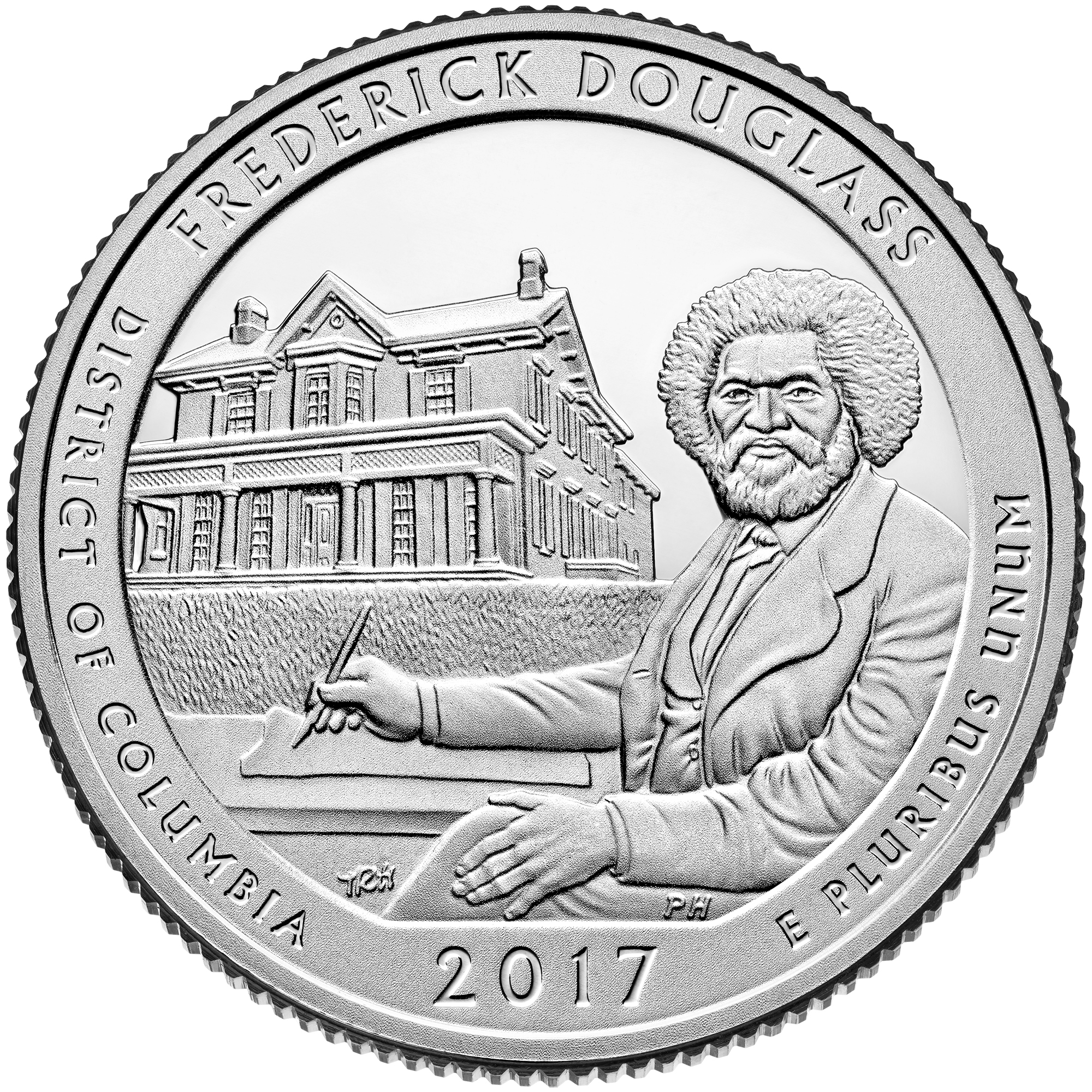 U.S. Mint Will Issue Frederick Douglass National Historic Site ...