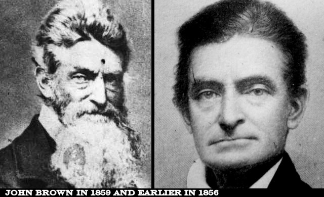 was john brown a 'misguided fanatic' John brown in 1859, just a little over a year before actual fighting erupted, a man from northeastern ohio called john brown would provide the match that would ignite the country in conflict although he was born in connecticut, his family moved to hudson in 1805 when john was just 5 years old.
