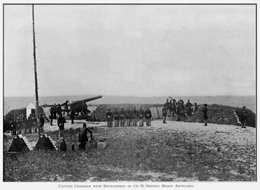 Crossman Detachment - www.ironbrigader.coml