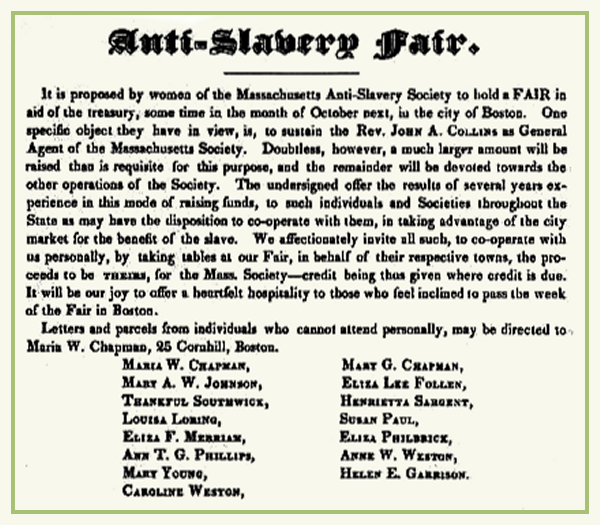 anti slavery movement essay Slavery term papers (paper 14586) on frederick douglass : who was frederick douglass and what was his view on the anti-slavery movement that's a very good.