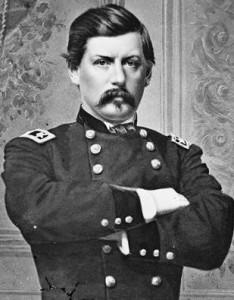 Major General George McClellan