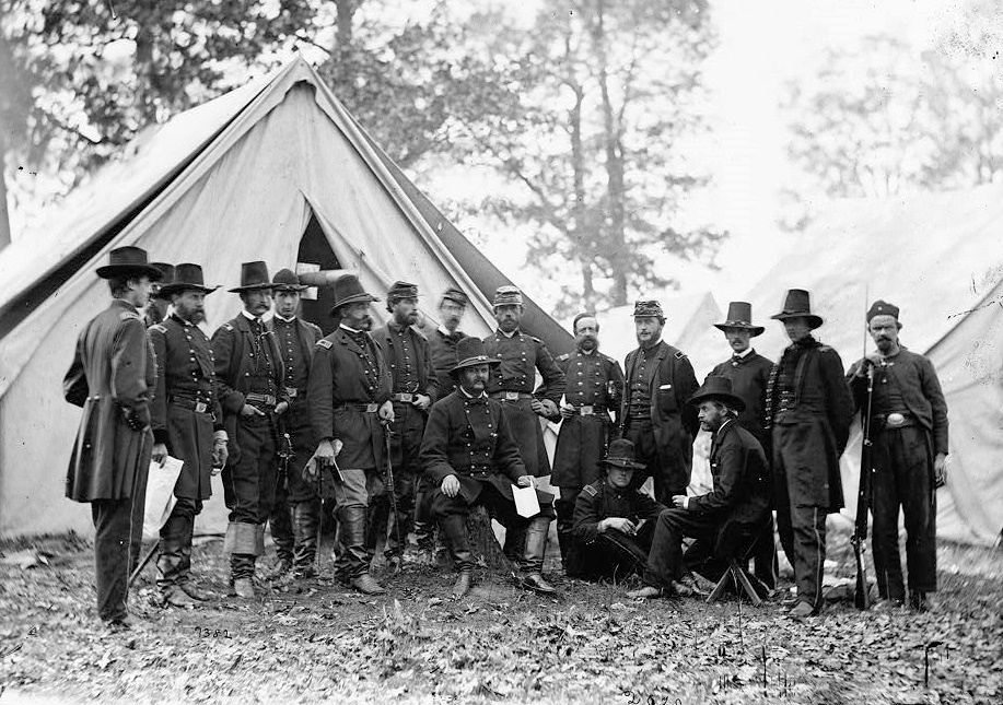an analysis of black soldiers in the union army A detailed research on confederate soldiers during the civil war soldiers a total of 174,223 confederate men had surrendered to the union army at the end.
