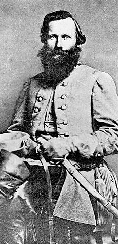 Gen. J.E.B. Stuart CSA
