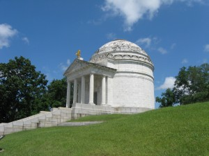 Illinois Memorial Vicksburg NMP