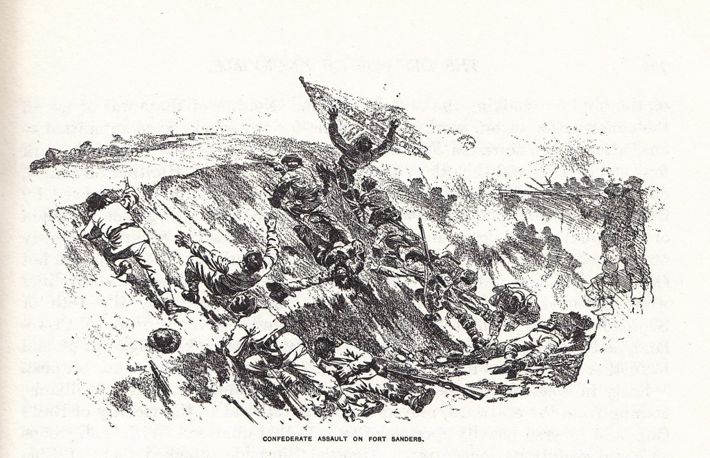 Confederate Assault on Fort Sanders