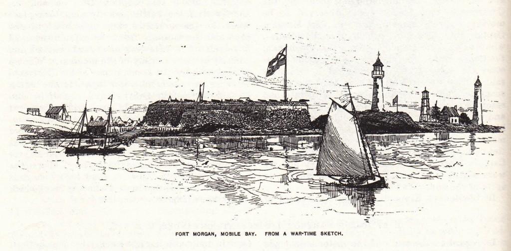 Fort Morgan Mobile Bay
