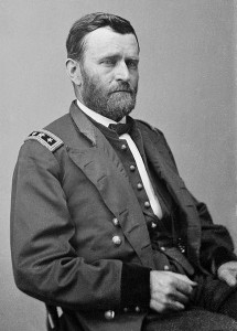 Lt. Gen. Ulysses S. Grant