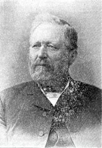Col John Scott 32nd Iowa Infantry post war image