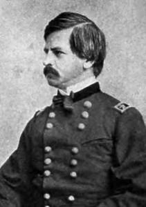 Maj. Gen. Nathaniel Banks