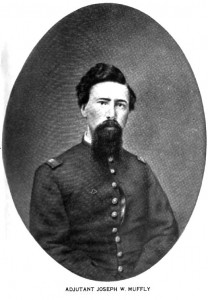 Joseph W. Muffly 148th Pennsylvania Infantry