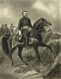 Ulysses S, Grant by William Sartain