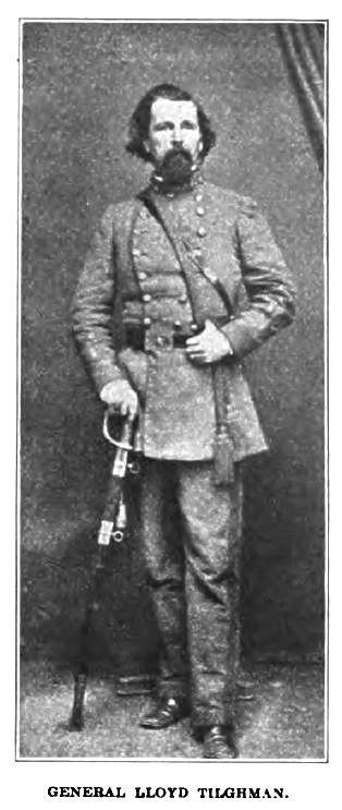 Gen Lloyd Tilghman